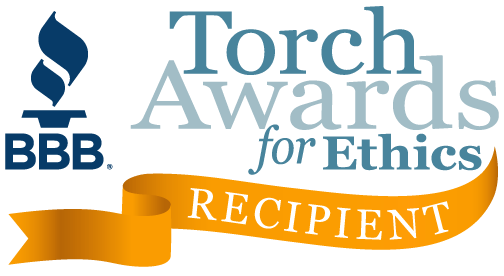2020 BBB Torch Award for Ethics